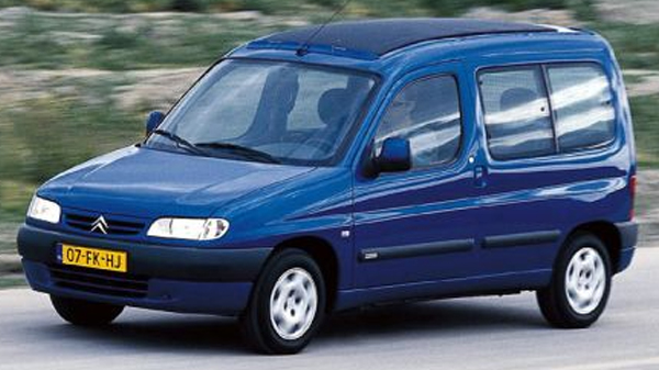 Citroen Berlingo 1 (2003-2007) FL