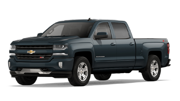 Chevrolet Colorado 2 (2017-2019) FL