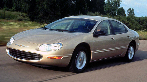 Chrysler Concorde 2 (1998-2001)