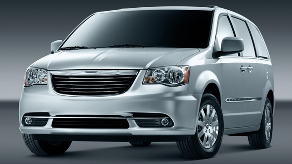 Chrysler T&C 5 (2011-) FL