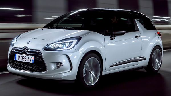 Citroen DS3 (2014-) FL