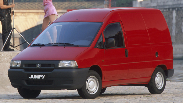 Citroen Jumpy 1 (1996-2003)