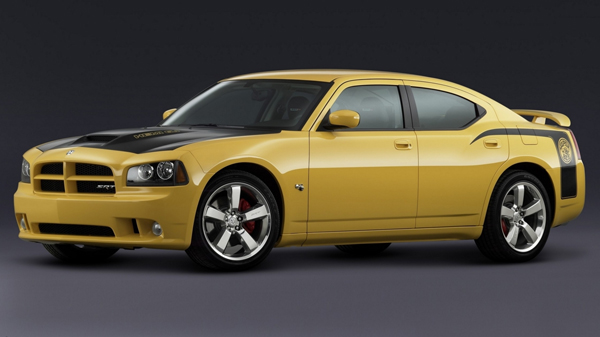 Dodge Charger 1 (2008-2010) FL