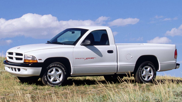 Dodge Dakota 2 (1997-1999)