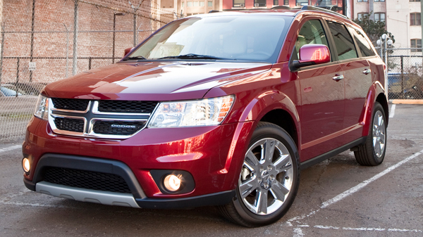 Dodge Journey 1 (2011-2013) FL