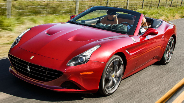 Ferrari California (2014-)