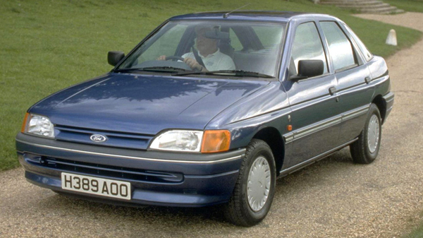 Ford Escort 4 (1991-1992) FL