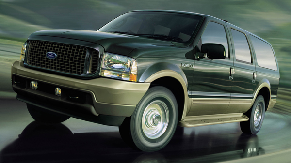 Ford Excursion (2000-2005)