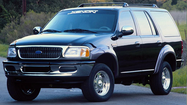 Ford Expedition 1 (1997-1998)