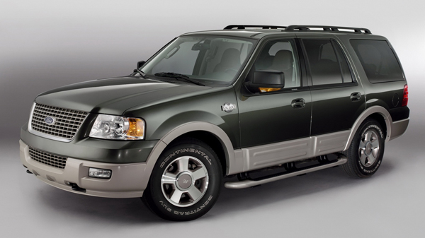Ford Expedition 2 (2003-2006)