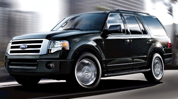 Ford Expedition 3 (2007-2010)