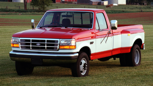 Ford F-350 1 (1995-1998)