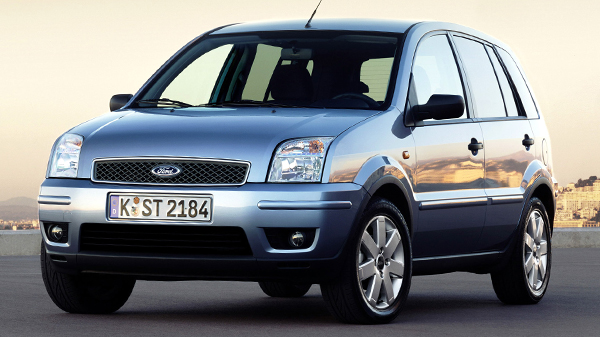 Ford Fusion (2002-2005)