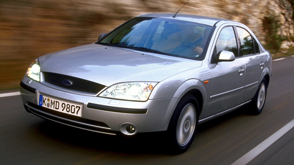 Ford Mondeo 3 (2001-2003)