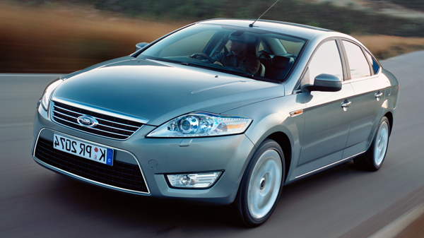 Ford Mondeo 4 (2008-2014)