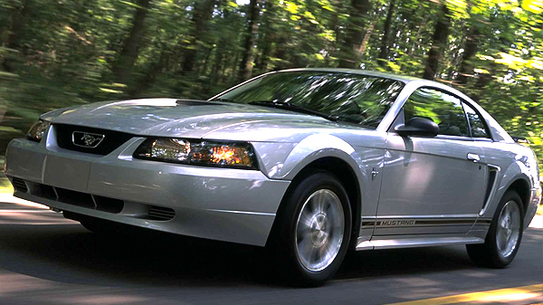 Ford Mustang 4 (2001-2004) FL