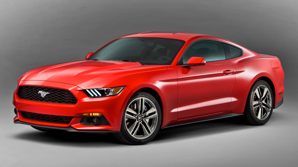 Ford Mustang 6 (2015-)