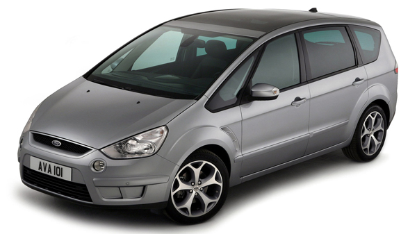 Ford S-Max (2008-2010)