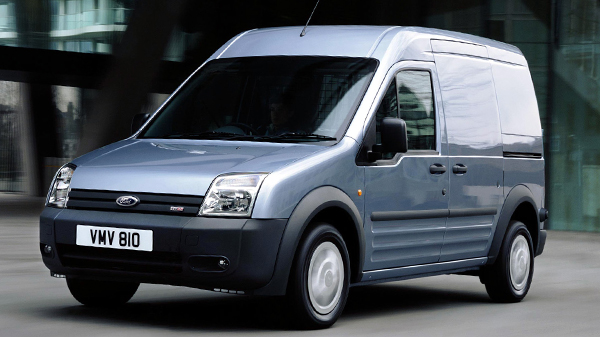 Ford Transit Connect 1 (2007-2009)