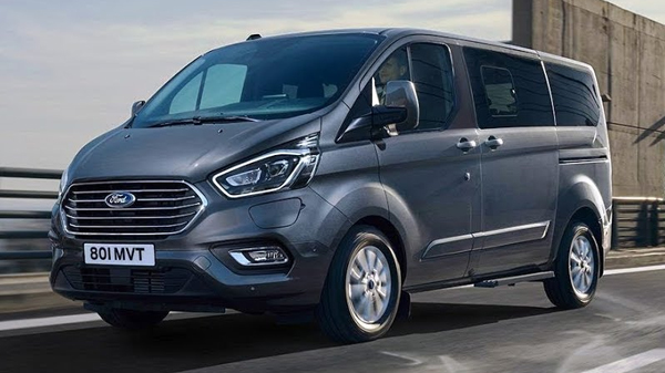 Ford Transit Custom (2019-)