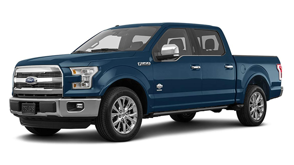 Ford F-150 13 (2015-2017)