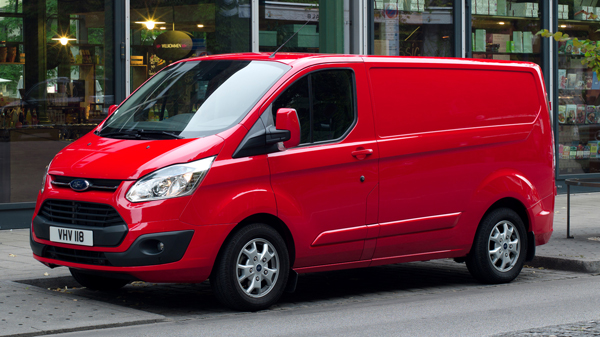 Ford Transit Custom (2013-2016)