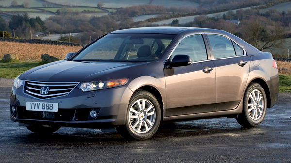 Honda Accord 8 (2009-2011)