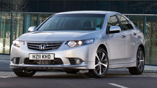 Honda Accord 8 (2012-2013) FL