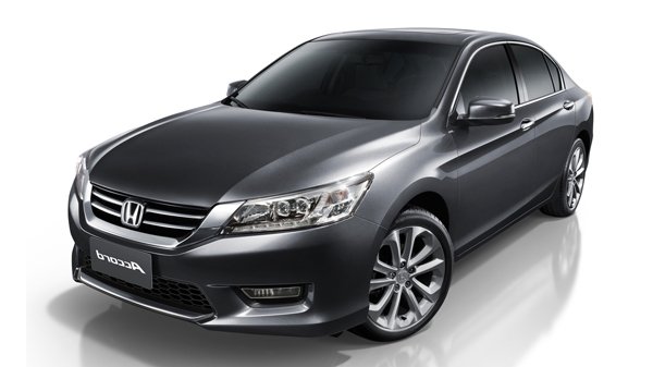 Honda Accord 9 (2014-)