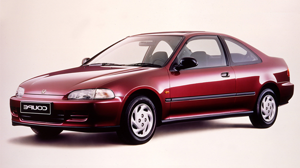 Honda Civic 5 (1993-1994)