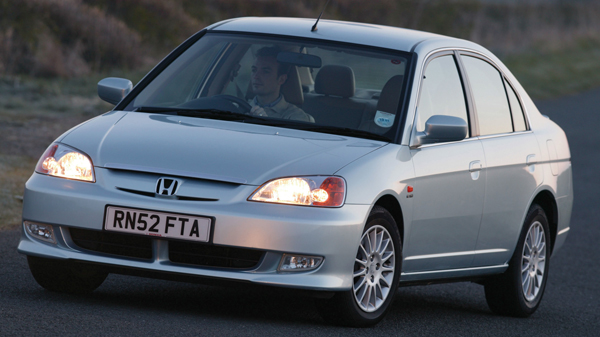Honda Civic 7 (2001-2005)