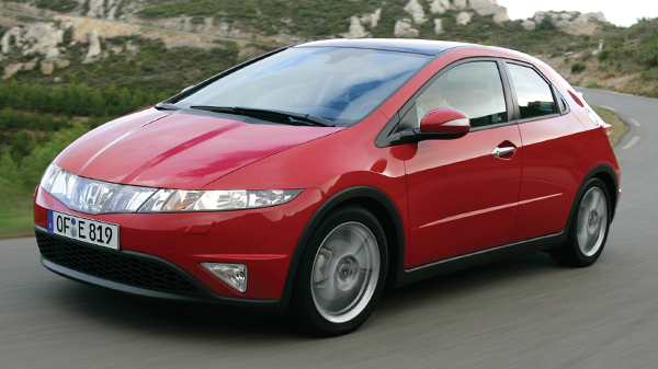 Honda Civic 8 (2006-2009)
