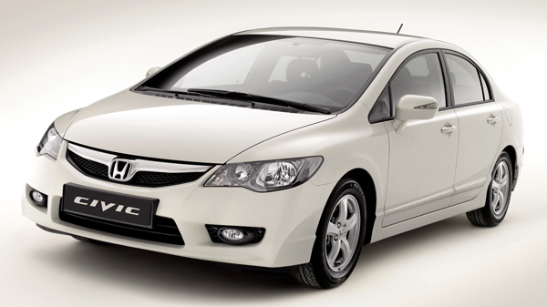 Honda Civic Hybrid (2006-2009)