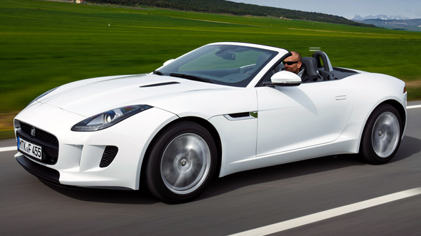 Jaguar F-Type (2014-2015)