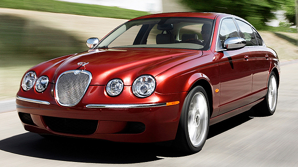Jaguar S-Type (2005-2007) FL