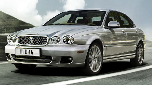 Jaguar X-Type (2008-2009) FL