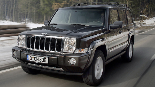 Jeep Commander (2008-2010)