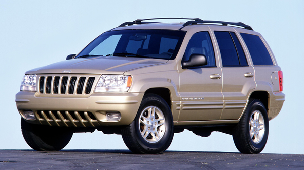Jeep Grand Cherokee 2 (2002-2003) FL
