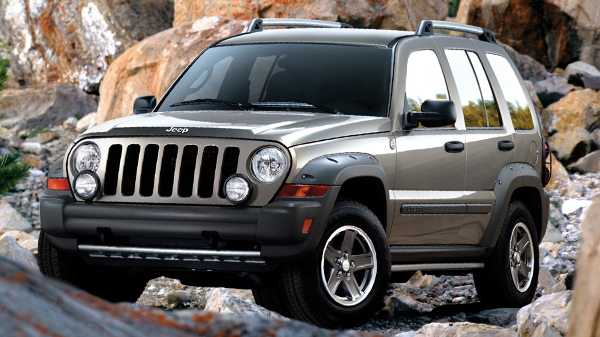 Jeep Liberty 1 (2005-2007) FL