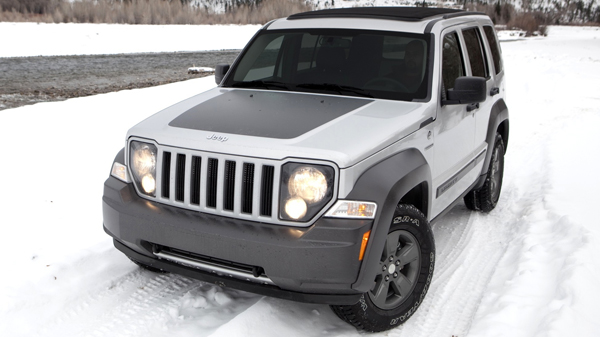 Jeep Liberty 2 (2010-2012) FL