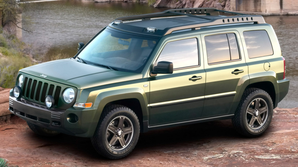 Jeep Patriot 1 (2006-2008)