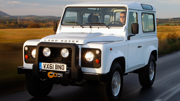 Land Rover Defender (2007-2011) FL
