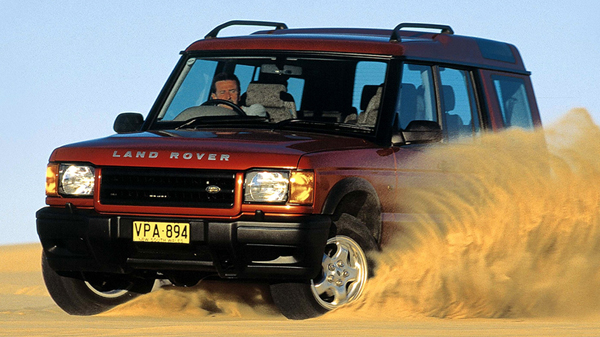 Land Rover Discovery 2 (1998-2002)