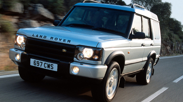 Land Rover Discovery 2 (2003-2004)