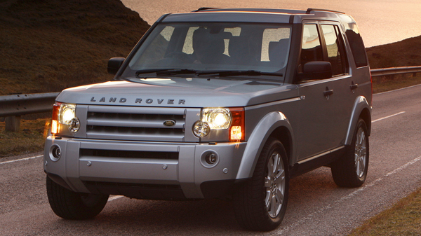 Land Rover Discovery 3 (2008-2009)
