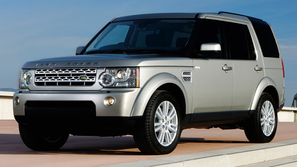 Land Rover Discovery 4 (2010-2011)