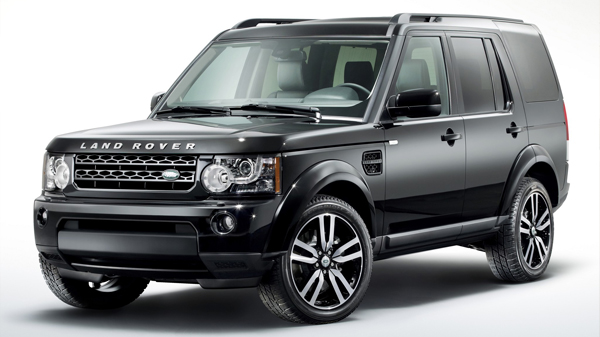 Land Rover Discovery 4 (2012-2015)