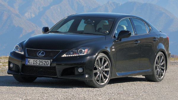 Lexus IS (2010-2012)