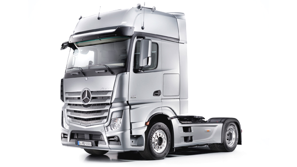 Mercedes Actros MP4 (2012-)