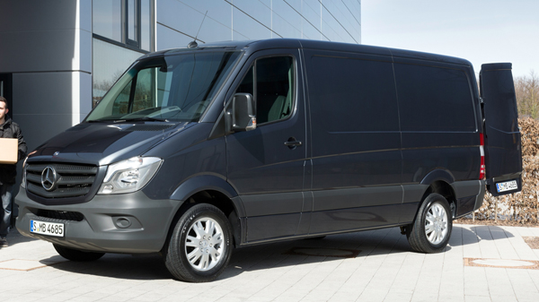 Mercedes Sprinter 2 (2014-2017) FL